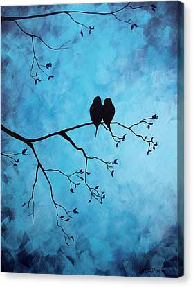 Canvas Print - In The Moon Light by Lynsie Petig