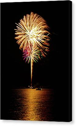 Independence Day Canvas Print by George Buxbaum