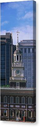 Independence Hall Pa Canvas Print by Panoramic Images