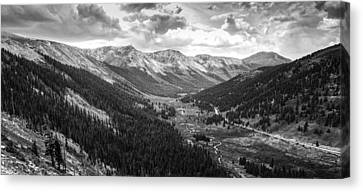 Independence In Colorado Canvas Print by Photography  By Sai