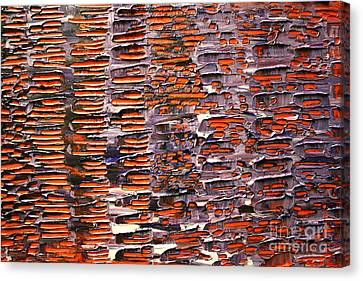 Independence Canvas Print by Michael Kulick