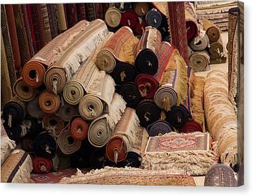 India, Rajasthan, Jaipur, The Making Canvas Print