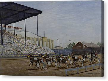 Indiana State Fair Canvas Print by Clifford Cox