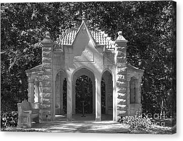 Indiana University Rose Well House Canvas Print by University Icons