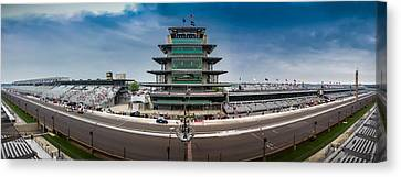 Indianapolis Motor Speedway Canvas Print