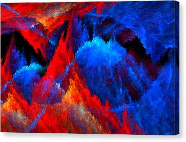 Inducers Canvas Print