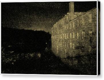 Industrial Age Canvas Print