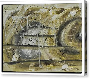 Infinite Canvas Print by Coqle Aragrev