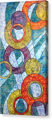Infinite Loop Canvas Print