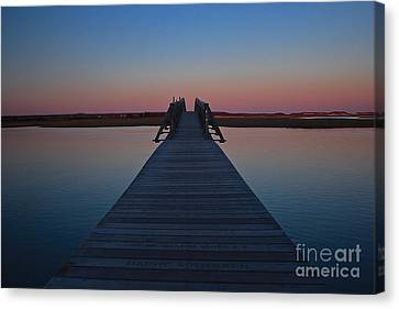 Infinity Canvas Print by Amazing Jules