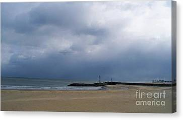 Inlet  Canvas Print by Eric  Schiabor