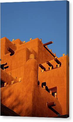 Inn At The Loretto, Santa Fe, New Mexico Canvas Print