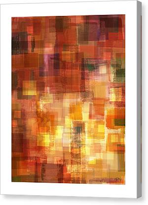 Inner Sanctum 1 Canvas Print by Craig Tinder