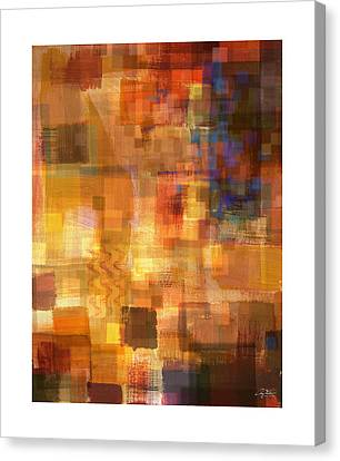 Inner Sanctum 3 Canvas Print by Craig Tinder
