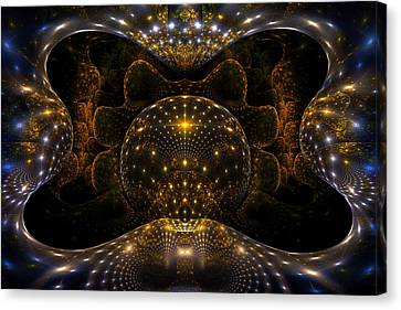 Inner Space Canvas Print