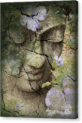 Artist Canvas Print - Inner Tranquility by Christopher Beikmann