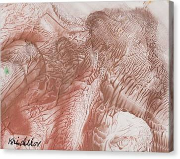 Innergold Canvas Print
