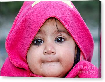 Innocence Canvas Print by Fotosas Photography