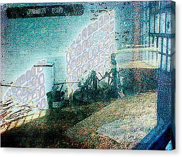 Insane Asylum Canvas Print