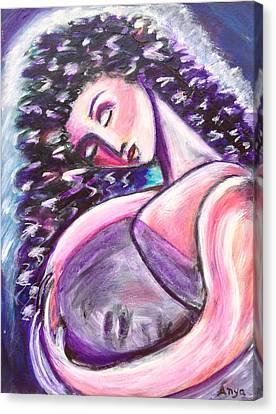 Inside Me Canvas Print