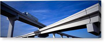 Interchange, Texas, Usa Canvas Print by Panoramic Images