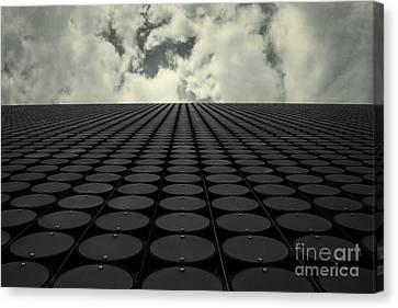 Interdimensional Canvas Print by Andrew Paranavitana