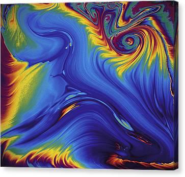 Surfactant Canvas Prints Fine Art America