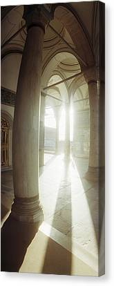 Interiors Of Topkapi Palace Canvas Print by Panoramic Images