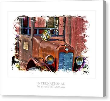 International Canvas Print