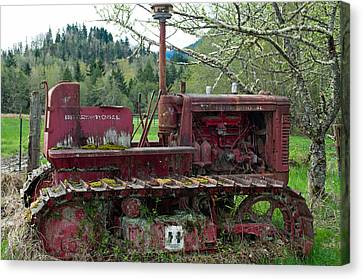 International Harvester Canvas Print by Tikvah's Hope