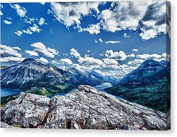 International Vista Canvas Print