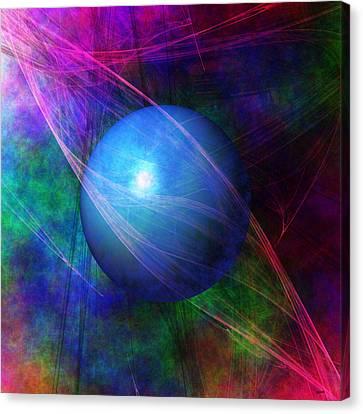 Interplanetary Canvas Print