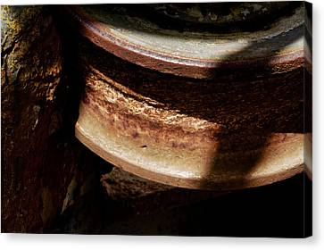 Intimate Space Canvas Print by Odd Jeppesen