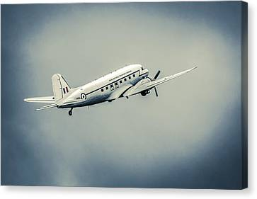 Transportion Canvas Print - Into Darkness by Chris Smith