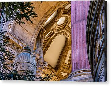 Canvas Print - Into The Dome by Bill Gallagher