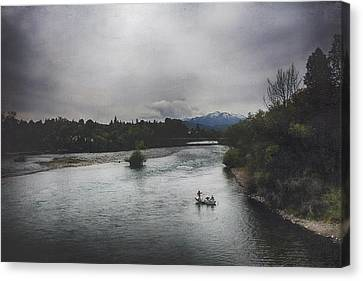 Into The Great Wide Open Canvas Print by Laurie Search