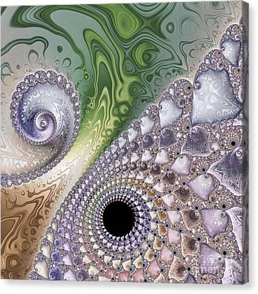 Intricate Canvas Print by Heidi Smith