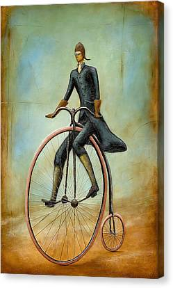 Inventoris #1 Canvas Print