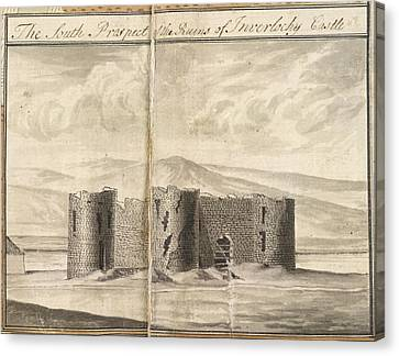 Inverlochy Castle Canvas Print by British Library