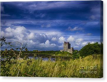 Ireland - Dunguaire Castle  Canvas Print