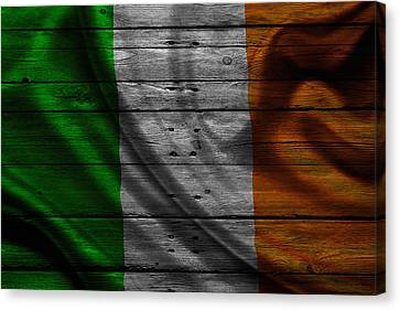 Ireland Canvas Print by Joe Hamilton