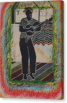 Irie Reggae 1 Canvas Print by John Powell