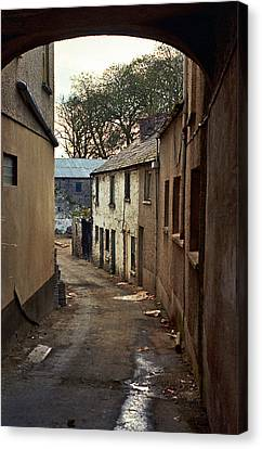 Irish Alley 1975 Canvas Print by Matthew Chapman