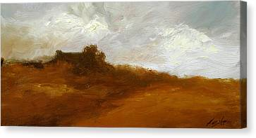 Irish Landscape IIi Canvas Print by John Silver