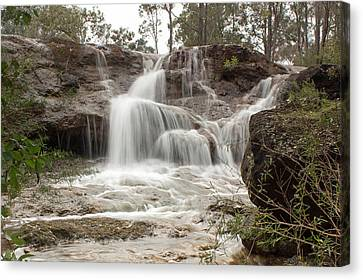 Ironstone Gully Falls 1 Canvas Print