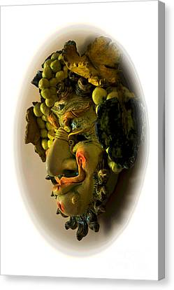 Is This Bacchus? Canvas Print by Al Bourassa