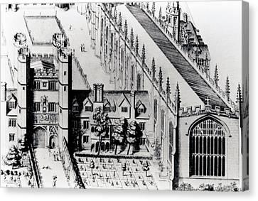 Trinity College Cambridge Canvas Prints | Fine Art America