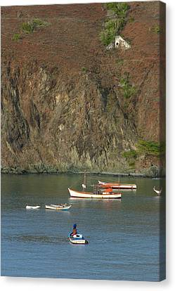 Isle De Margarita Sa Canvas Print by Gail Maloney