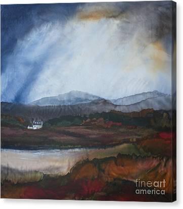 Isle Of Skye Scotland Canvas Print