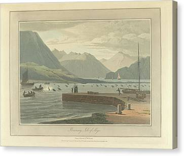 Isleornsay Canvas Print by British Library